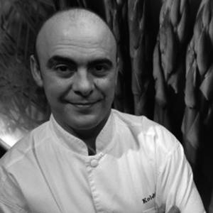 Koldo Rodero, cocinero, Vitoria. (Blanca Castillo)
