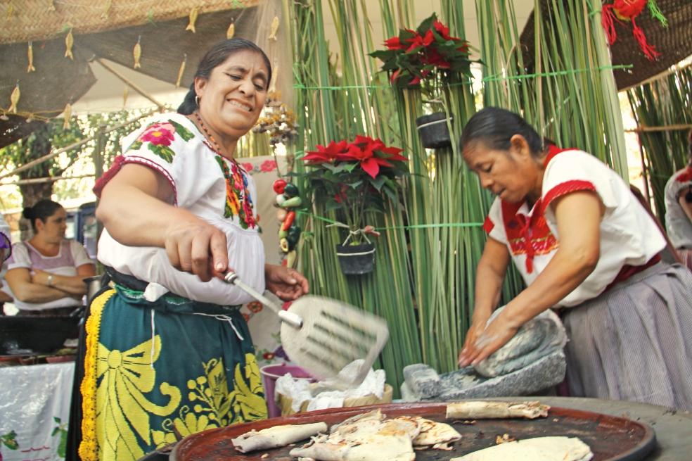 Indígenas (Imagen El Universal)